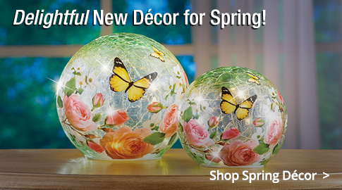 Shop Spring Decor