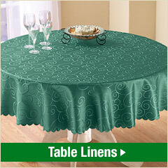 Table Linens