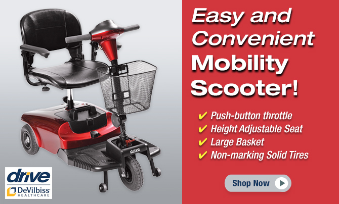 Shop Mobility Scooter