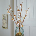 Beach Seashell LED Lighted Branch Decorations