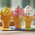 Ice Cream Cone Cupcake Pans
