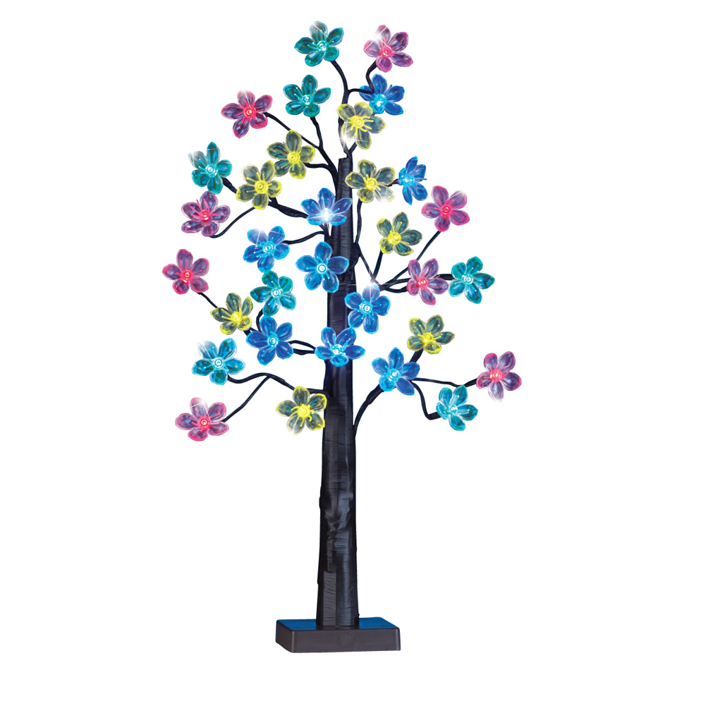 Thumbnail Wedding Tree: Lighted Cherry Blossom Tree Table Decoration, By