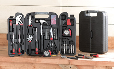 Portable Tool Kit - 133pc