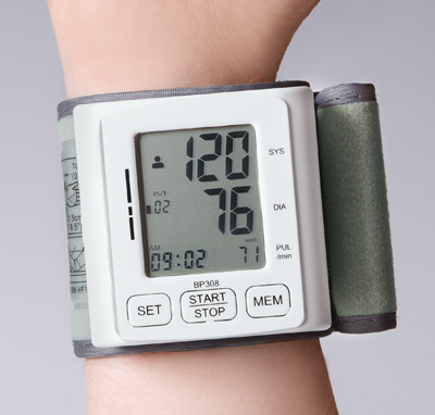 Digital Blood Pressure Monitor Cuff