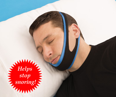 Bedtime Anti Snore Chin Strap