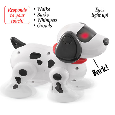 Max The Robo Dog Electronic Pet Toy