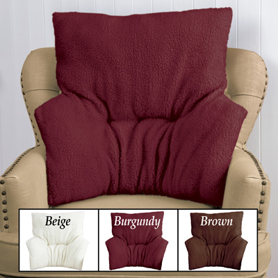 Deluxe Back Rest Support Cushion