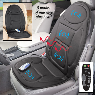 Back Massager Seat Cushion for Car, Office, Home