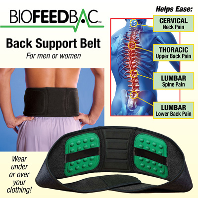 Biofeedbac Back Support Belt