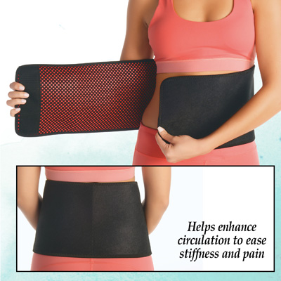 FAR Infrared Adjustable Waist Support