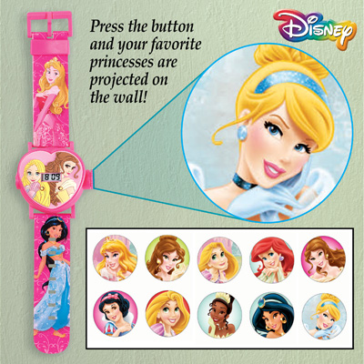 Disney Princess Projection Watch