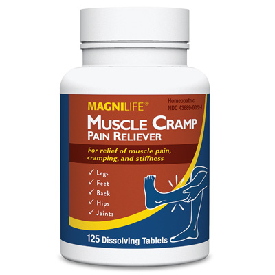 Muscle Cramp Natural Pain Reliever
