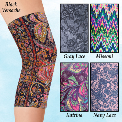 Celeste Stein Relieving Compression Knee Sleeve