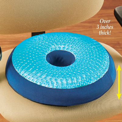 Pressure Reducing Coccyx Seat Cushion