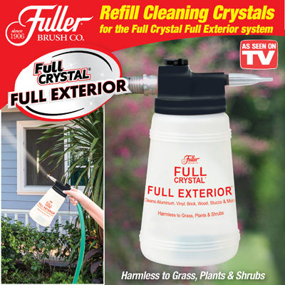 Full Crystal Exterior Cleaner Refill