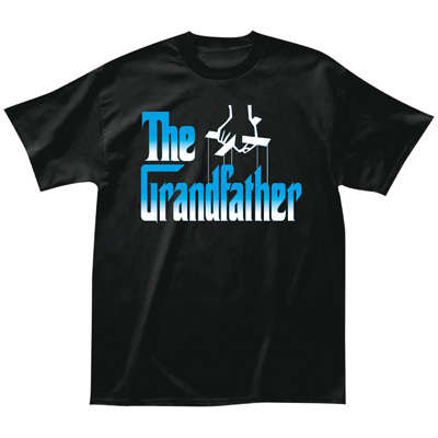 The Grandfather Iconic Design T-Shirt