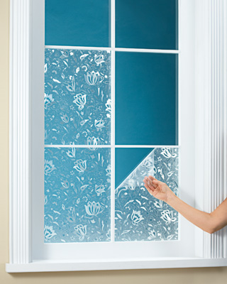 Cut to Fit Window Privacy Film