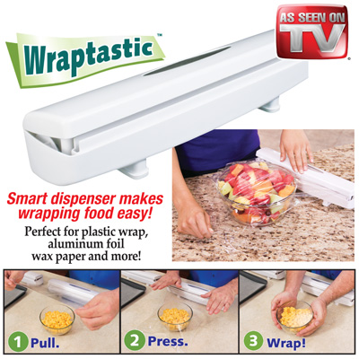 Wraptastic® Smart Dispenser