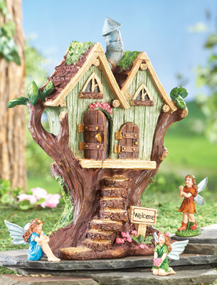 Fairy House Garden Decoration