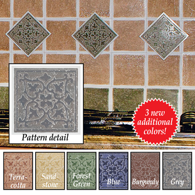 Faux Accent Designs Backsplash Wall Tile
