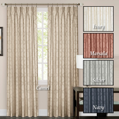 Windsor Energy Efficient Pinch Pleat Curtain