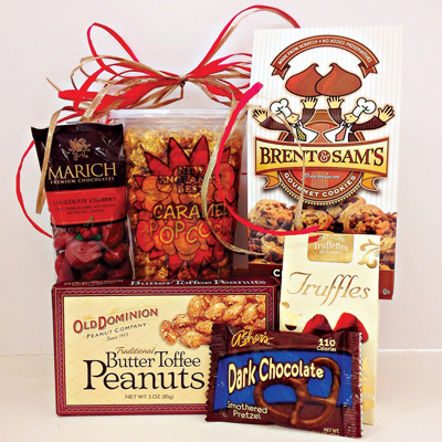 The Snack Holiday Gift Stack Set