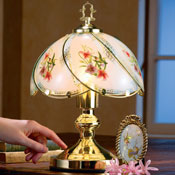 Hummingbird Desk Touch Lamp - 10091