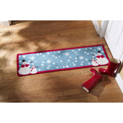 Snowman Holiday Rug