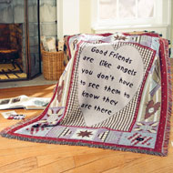 Friends & Family Throw Blanket - 11892