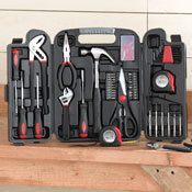 Portable Tool Kit - 133pc - 12097