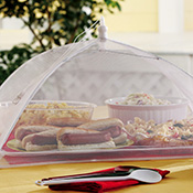 Mesh Outdoor Food Tent Covers