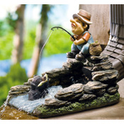 Fisherman Decorative Gutter Downspout