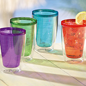 Insulated Drinking Tumbler Cups