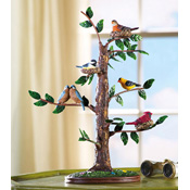 Birds In The Tree Table Sculpture