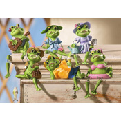 Collectible Frog Figurine Sitters