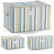 Zippered Storage Bags - Set of 3 - 24226