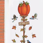 Fall Harvest Garage Door Magnet Set - 25477