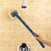 Shower Tub Tile Scrubber Brush