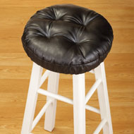 Padded Barstool Seat Cover Cushion