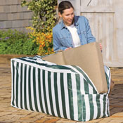 Zippered Outdoor Cushion Storage Bag - 28548