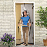 Magnetic Mesh Instant Screen Door - 29248
