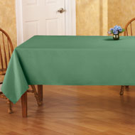 Basic Rectangular Tablecloth Table Linens
