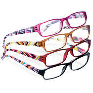 Fashion Reader Glasses - Set of 4 - 31800