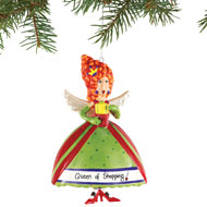Holiday Angel Bell Tree Ornament - 32480
