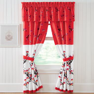 Cherry Blossom Window Valance Drapery - 32975