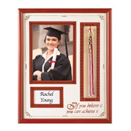 Graduation Keepsake Picture Frame - 33205