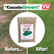Canada Green Grass Seed - 2 lb. Bag - 33263