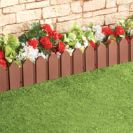 Flexible Garden Borders - Set of 4 - 33278