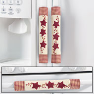 Star Oven and Refrigerator Handle Covers - Set of 3 - 33557