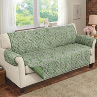 Paisley Reversible Furniture Cover Protector - 33633